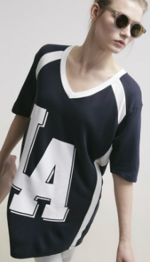 Baseball Shirt ~ ONLY