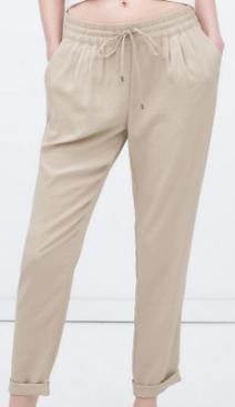 Pants ~ Zara