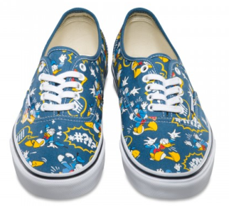 Donald Duck ~ Sneakers