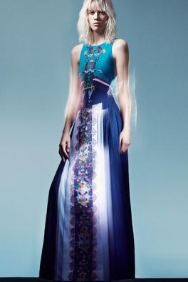 Maxi Dress ~ Blue