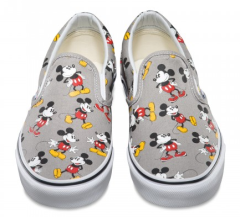 Mickey Mouse ~ Slip On
