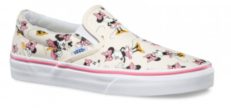 Minnie Mouse ~ Slip On