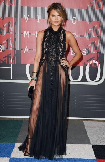 Chrissy Teigen 2015 MTV VMA