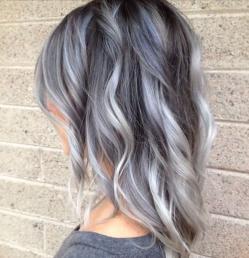 Grey Hair #1