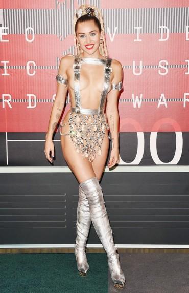 Miley Cyrus 2015 MTV VMA
