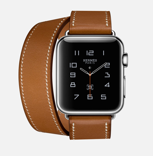 Apple X Hermes Double