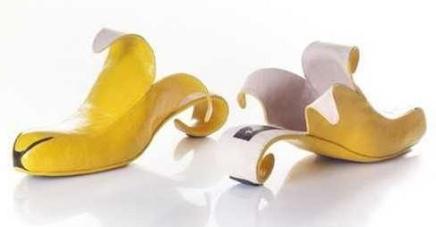 Banana Heel