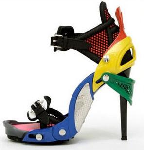 Robot Heel